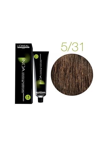 Inoa No:5,31 Saç Boyası 60 Gr Kahve